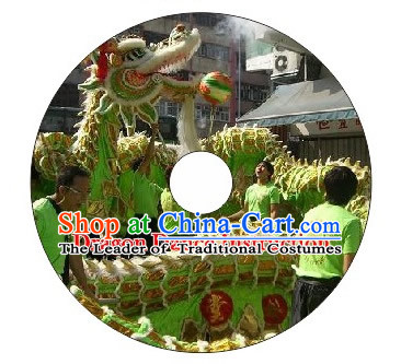 dragon dance instruction DVD