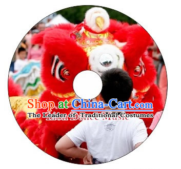 lion dance music CD