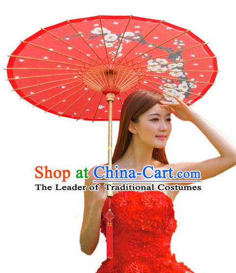 Asian Dance Umbrella Chinese Handmade Lotus Umbrellas Stage Performance Umbrella Dance Props for Kids