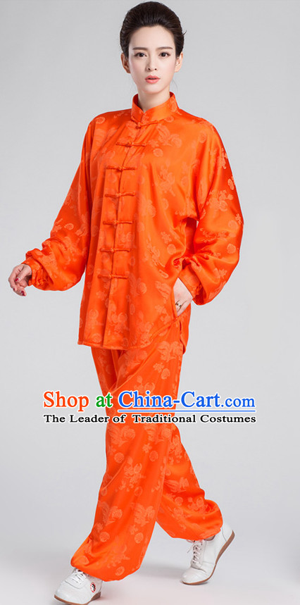 Chinese Kung Fu Tai Chi Wushu Shaolin Uniform Wudang Uniforms Wu Shu Nanquan Kungfu Changquan Costume Uniform Martial Arts Tai Chi Taiji Uniforms