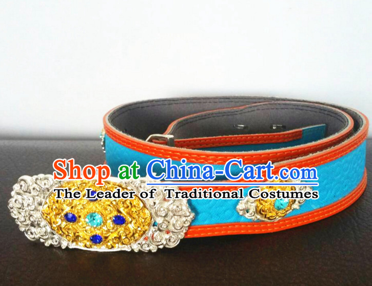 Chinese Mongolian Minority Mongol Women Belt Mongolia Minority Jewelry Ethnic Mongolian Belts