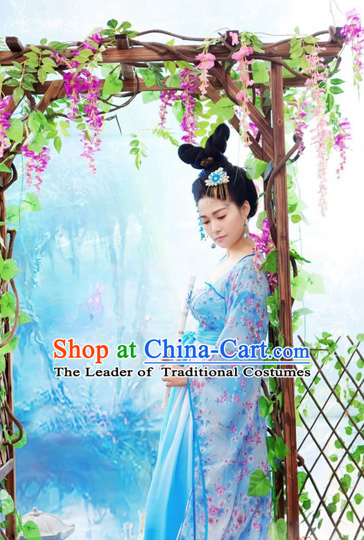dragon dress wedding costume Custom-made led costume short sleeve lotus costume wedding cloth traditional chinese clothes