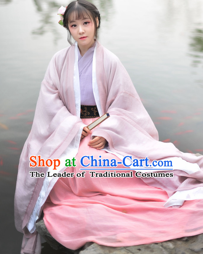 Chinese Han Dynasty Princess Hanfu Drama Performance Festival Celebration China Film Beauty Dress Rental Garment and Headpieces
