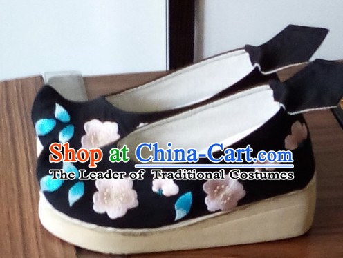 Chinese Shoes Wedding Shoes Kung Fu boots Wushu Shoes Mens Shoes Opera Shoes Hanfu Shoes Embroidered Shoes Monk Shoes