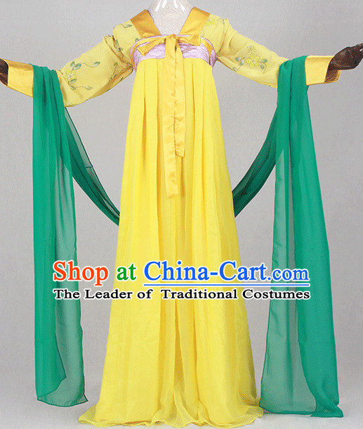 Traditional Chinese Ancient Tang Dynasty Clothing Imperial Cape Dresses Beijing Classical China Clothing for Women