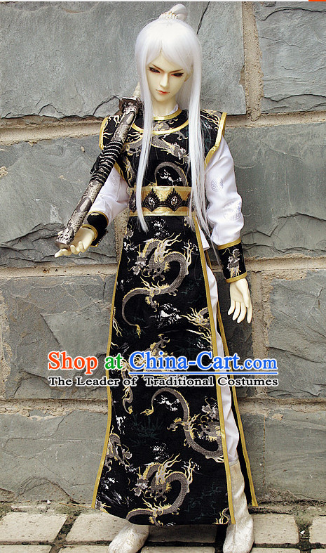 Men Phoenix Dress Wedding Dress Stage Performance Phoenix Wedding Peacock Dress Traditional Chinese Clothing Hanfu Costume