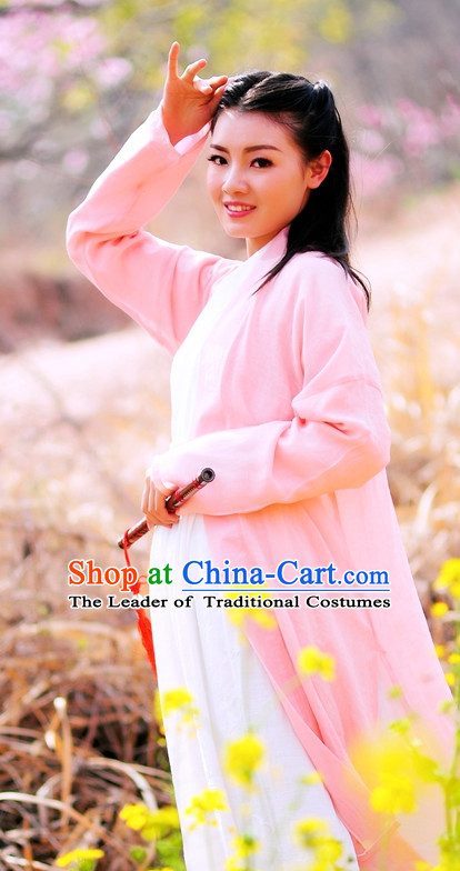 Traditional Chinese Stage Hanfu Costume Opera Historical Costumes Dresses Complete Set for Women