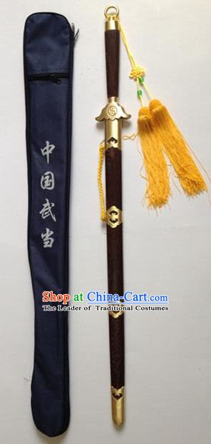 Traditional Chinese Wudang Taoist Supplies Tai Chi Sword Kungfu Kung Fu Swords Wu Shu Retractable Sword for Men
