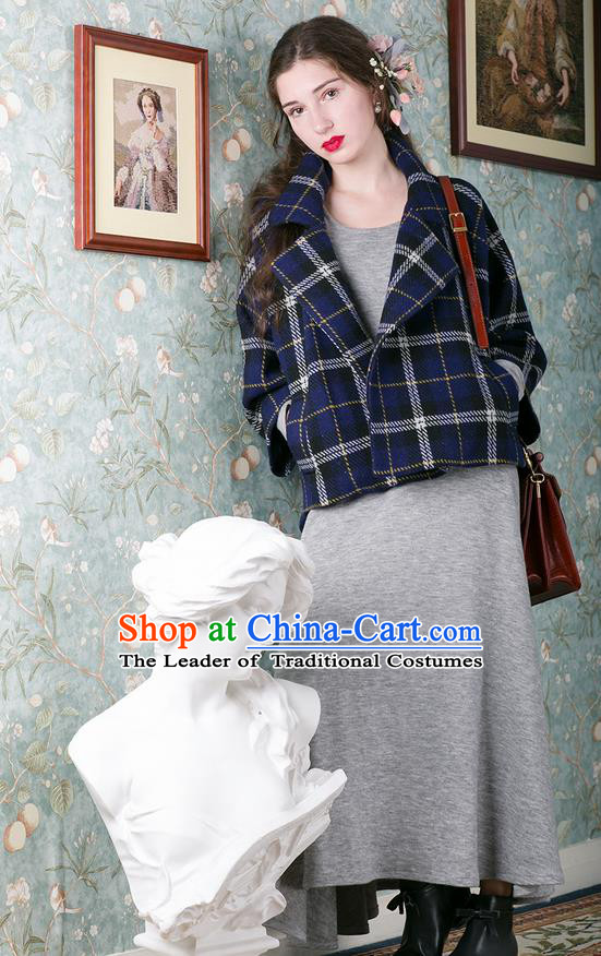 Traditional Classic Women Clothing, Traditional Classic Grey Woolen Evening Dress Restoring Woolen Garment Skirt Braces Skirt, Long Skirt