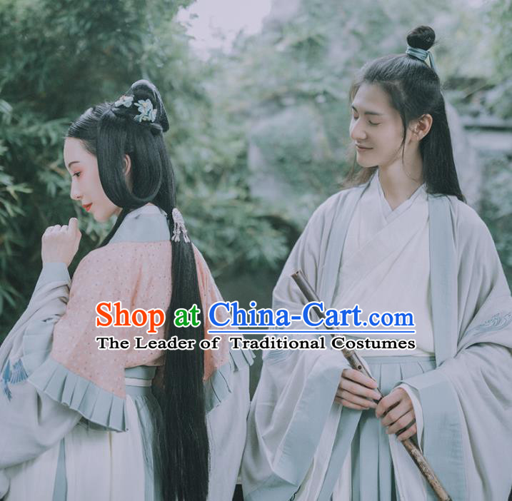 Ancient Chinese Costume Chinese Style Wedding Dress Tang Dynasty hanfu princess Clothing