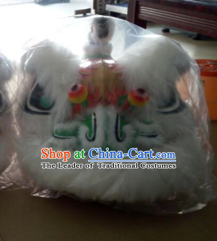 Single Adult Lion Dance Costume Complete Set