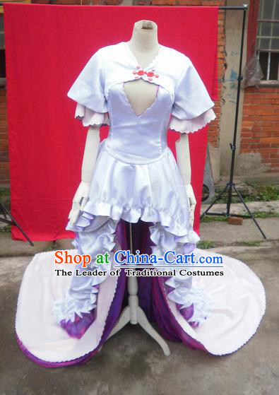 Classical Cartoon Character Cosplay Magical Girl Costumes Full Dress Complete Set for Women