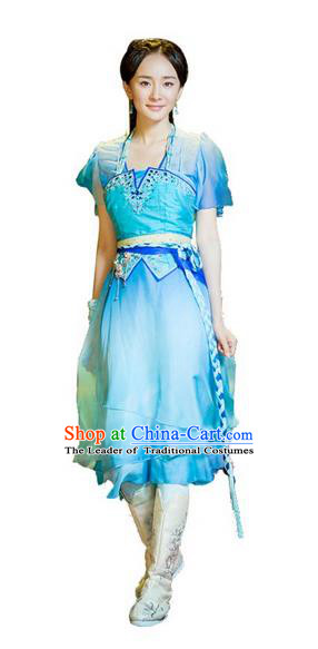 Traditional Ancient Chinese Costume Chinese Style Wedding Dress Cosplay Imperial Princess Clothing Hanfu for Women