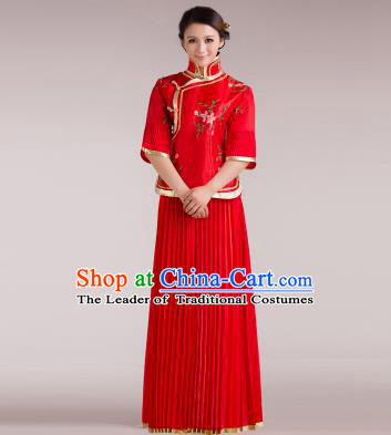 Traditional Ancient Chinese Imperial Emperess Costume, General Chai and Lady Balsam Costume, Chinese Qing Dynasty Republic of China Dress, Cosplay Chinese Peri Imperial Princess Clothing Hanfu for Women