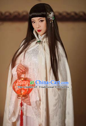 Traditional Ancient Chinese Costume, Chinese Qing Dynasty Lady Dress, Cosplay Republic of China Peri Imperial Empress Hanfu Clothing for Women