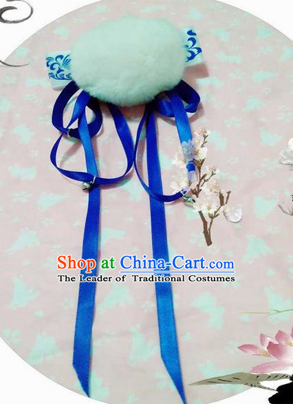 Traditional Handmade Chinese Ancient Classical Hair Accessories, Han Dynasty Barrettes Venonat Hairpin, Hanfu Hair Sticks Hair Claw, Hair Fascinators Hairpins for Women
