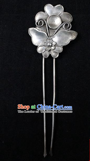 Traditional Chinese Ancient Classical Handmade Tang Dynasty Hairpin Jewelry Accessories Hanfu Classical Palace Combs Hair Sticks for Women