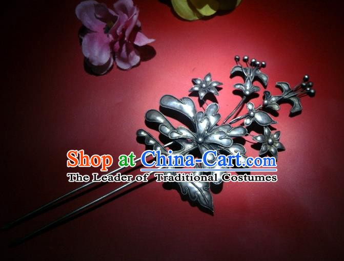 Traditional Handmade Chinese Ancient Classical Hair Accessories Barrettes Hair Sticks for Women