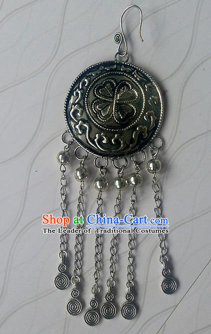 Traditional Handmade Chinese Ancient Classical Accessories Miao Nationality Pendant Pendent for Women