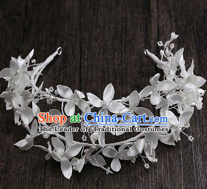 Chinese Ancient Style Hair Jewelry Accessories Hairpins Headwear Headdress Hair Fascinators for Women
