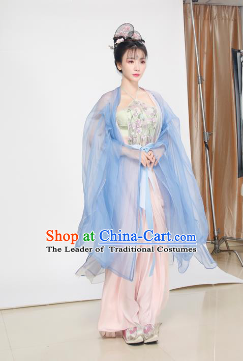 Ancient Chinese Costume Chinese Style Dress ming Dynasties ancient palace Lady clothing
