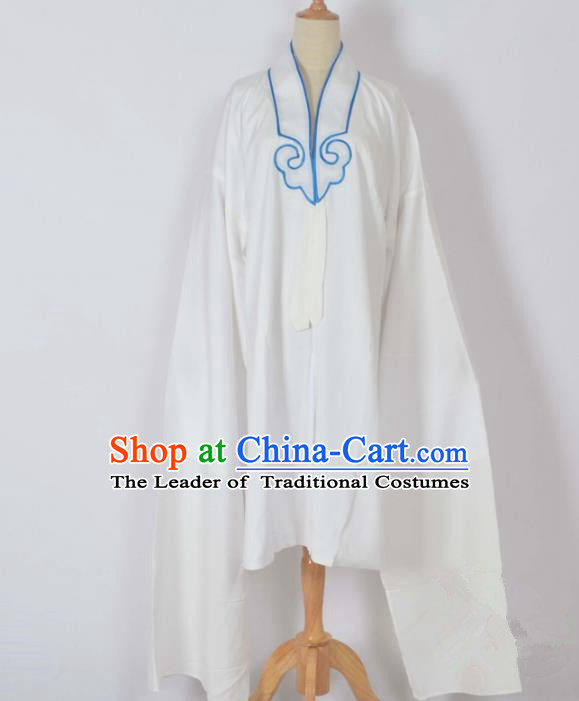 Traditional Chinese Professional Peking Opera Old Women Costume Gown, China Beijing Opera Pantaloon Robe Clothing