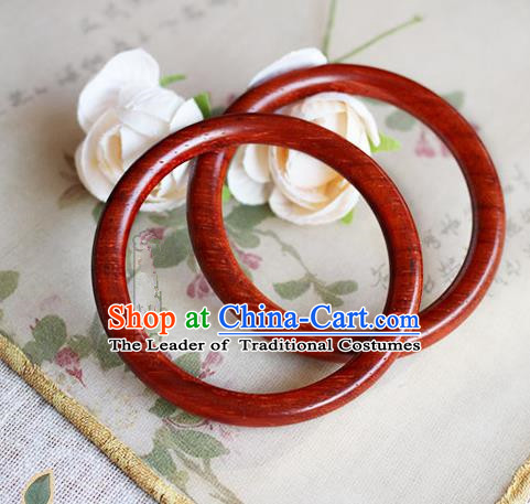 Chinese Handmade Classical Accessories Phoebe Zhennan Bracelet, China Hanfu Bangle for Women