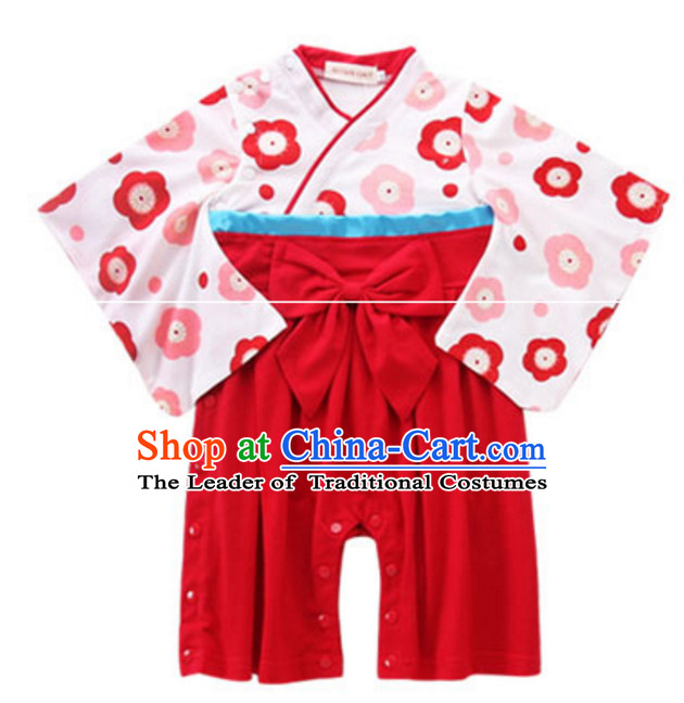 Japanese Traditional Clothing for Girls
