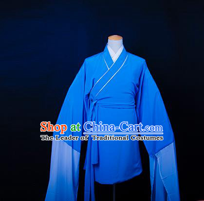 Traditional Chinese Peking Opera Dong Yong Costume, China Ancient Beijing Opera Goddess Marriage Clothing for Men