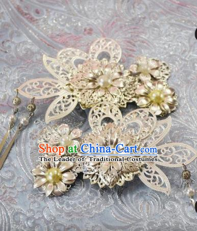 Traditional Handmade Chinese Hair Accessories Hairpins Hair Stick for Women