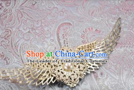 Traditional Handmade Chinese Hair Accessories Hairpins Headwear for Women