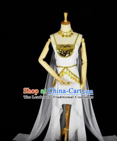 Traditional Chinese Ancient Cosplay Princess Costume Han Dynasty Fairy Young Lady Clothing