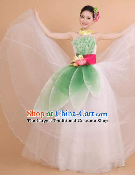 Top Grade Chorus Costume Modern Dance Stage Performance Dress for Women