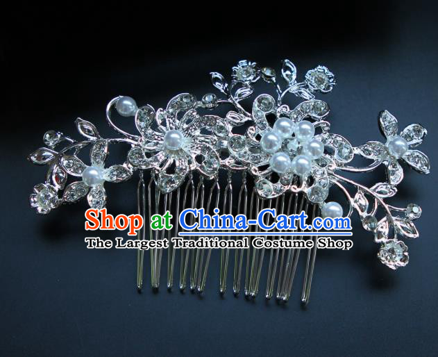 Chinese Traditional Handmade Hairpins Hair Accessories Ancient Hanfu Hair Comb for Women