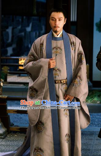 Chinese Ancient Royal Prince Costumes The Rise of Phoenixes Emperor Clothing for Men