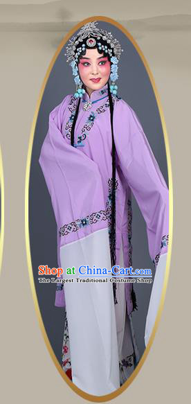 Chinese Traditional Peking Opera Costumes Ancient Female Prisoner Clothing for Adults