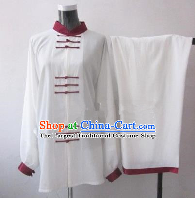 Chinese Traditional Kung Fu Costumes Martial Arts Tai Chi Training Clothing for Women