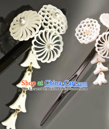 Japanese Traditional Courtesan Kimono Hairpins Ancient Geisha Hair Accessories for Women