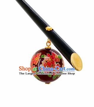 Japanese Traditional Hair Accessories Ancient Courtesan Kimono Hairpins for Women