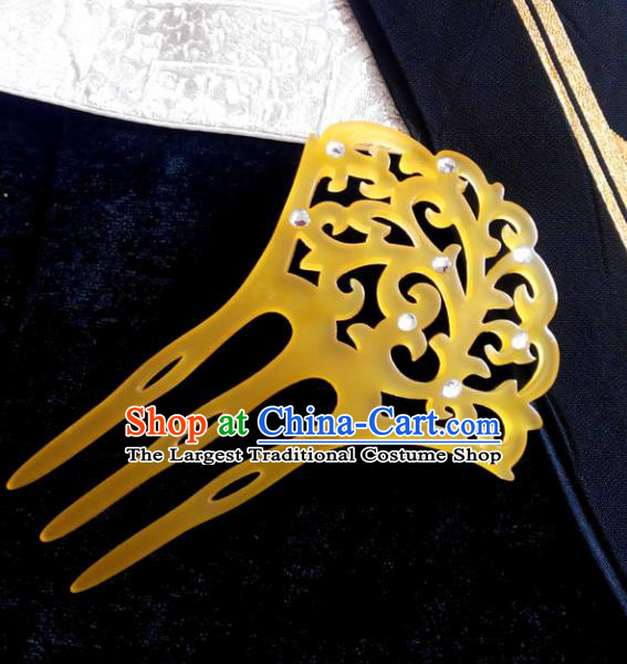Japanese Traditional Hair Comb Hairpins Ancient Courtesan Kimono Hair Accessories for Women