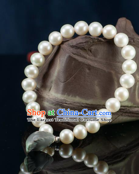 Chinese Traditional Jewelry Accessories Ancient Hanfu Pearls Bracelet for Women