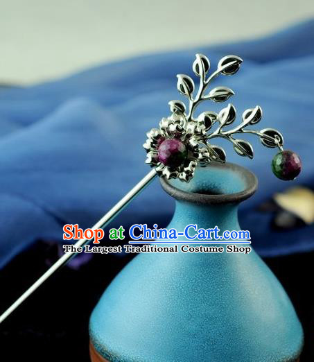 Chinese Traditional Hair Clip Hair Accessories Ancient Palace Classical Hairpins for Women