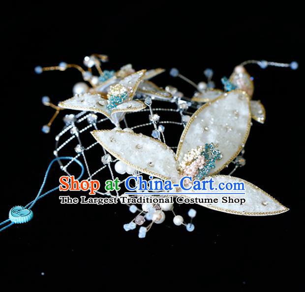 Top Grade Handmade Bride Hat Baroque Princess Hair Accessories for Women