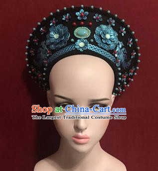 Chinese Ancient Qing Dynasty Manchu Queen Headdress Hairpins for Women