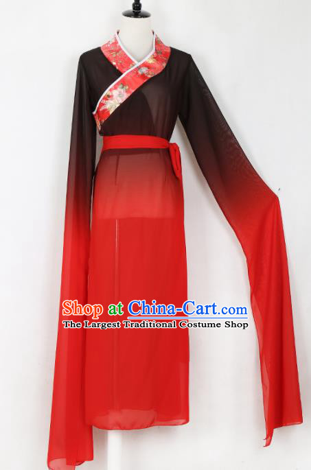 Chinese Traditional Folk Dance Clothing Classical Dance Costume for Women
