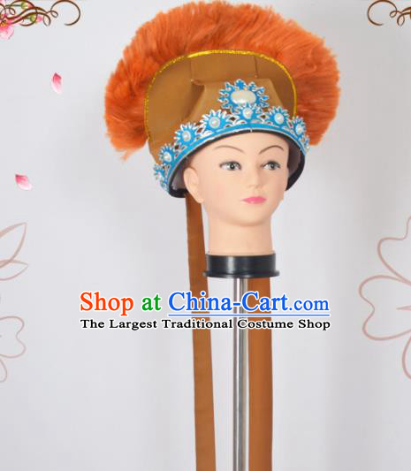 Traditional Chinese Peking Opera Niche Hair Accessories Ancient Scholar Hat Headwear for Men
