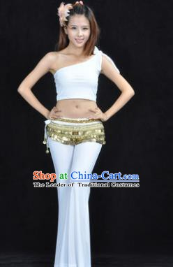 Asian Indian Belly Dance Costume India Oriental Dance Suits for Women
