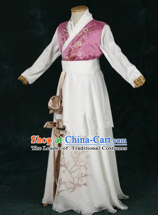 Traditional Chinese Ming Dynasty Palace Princess Costume Ancient Clothing for Kids