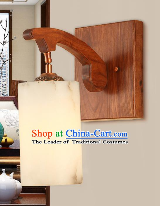 China Handmade Carving Lanterns Palace Marble Wall Lantern Ancient Lanterns Traditional Lamp