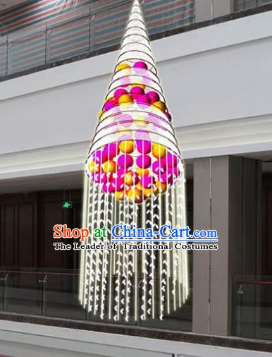 Handmade China Traditional New Year Decorations Lanterns Lamplight LED Lamp